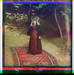 Georgian woman. Georgia.