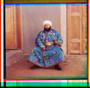 Emir of Bukhara. Bukhara. Bukhoro, Uzbekistan.